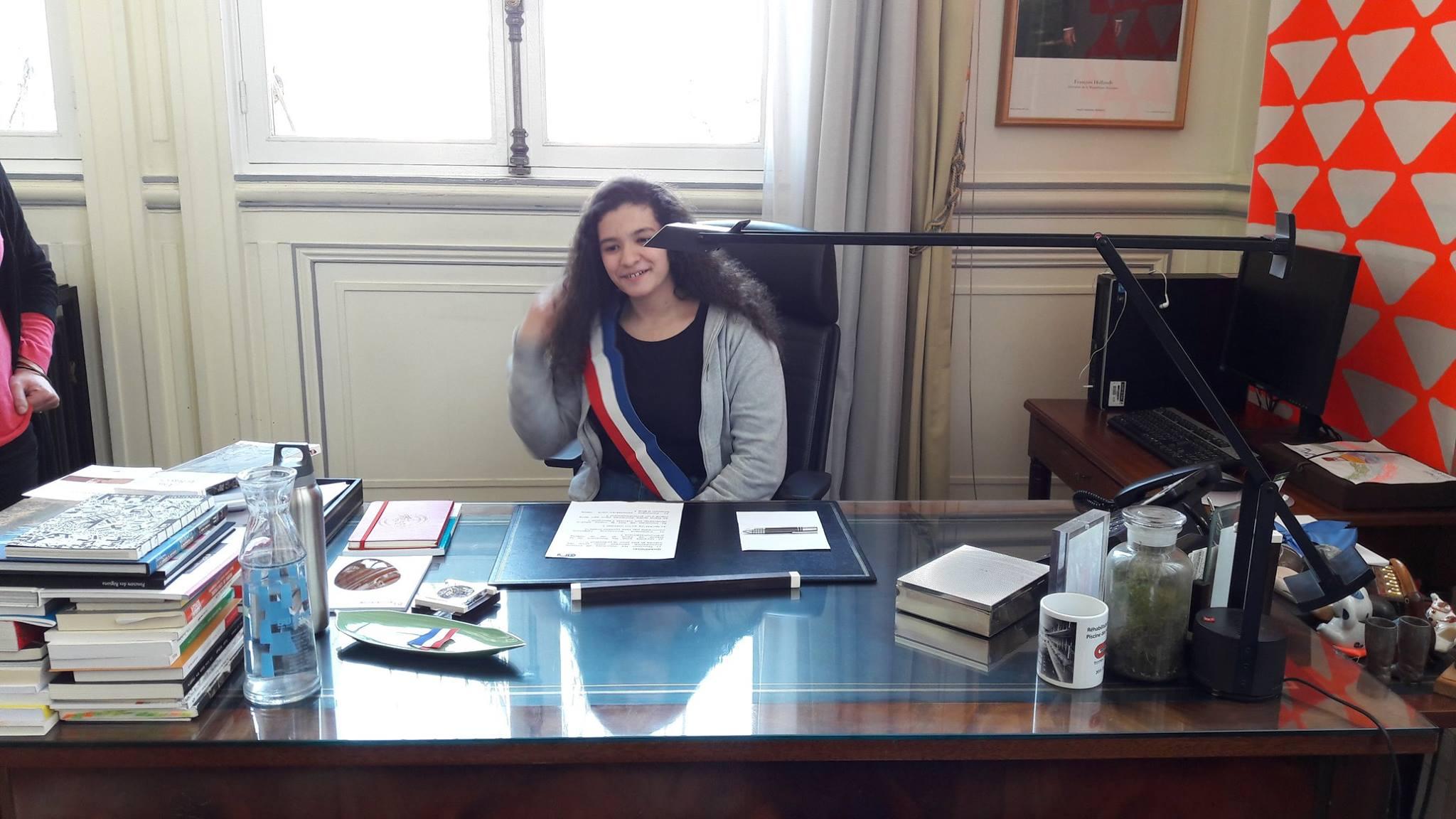 EGDO & ANI : Sensibilisation et visite de la mairie du 18ème