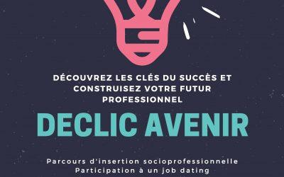 Parcours «Déclic Avenir» 2018