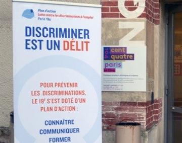 Tous en campagne contre les discriminations