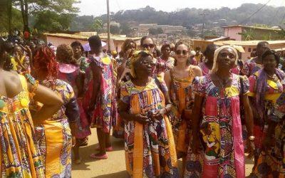 La journée de la femme au Cameroun – Un 8 Mars en fête
