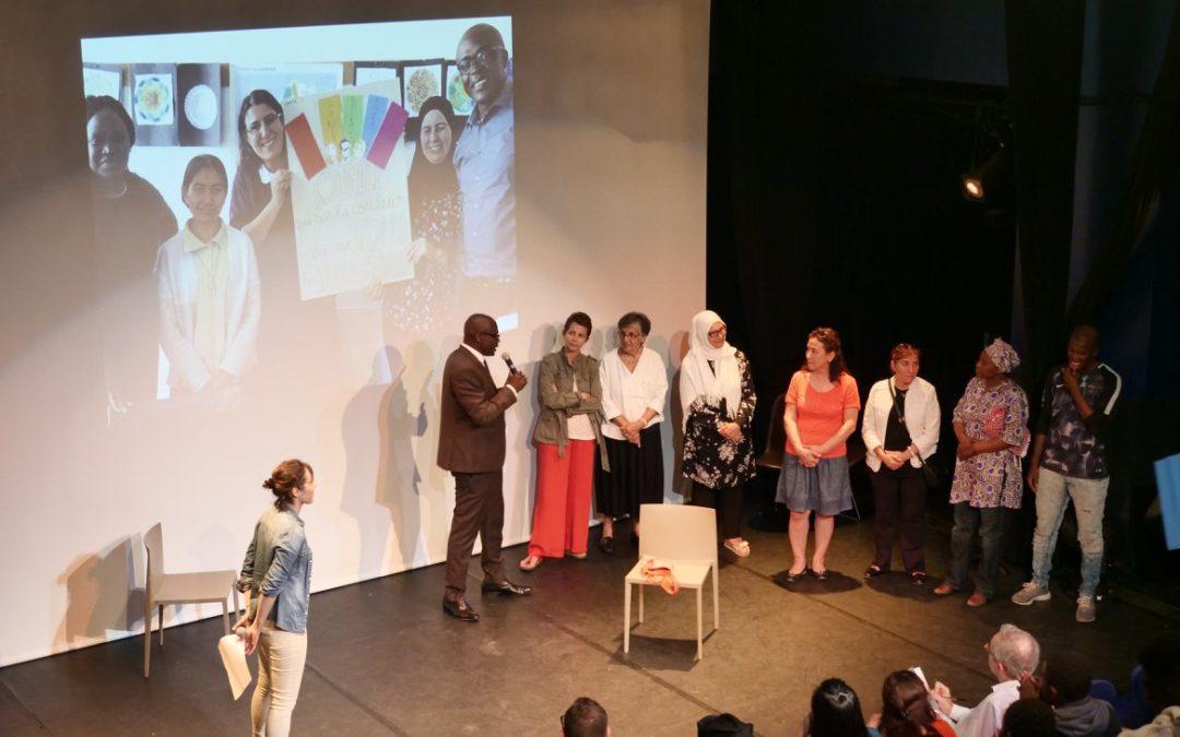 Atelier «Lutte contre les discriminations» à Mosaïques 9