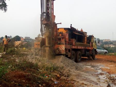 Projet Eau potable et Assainissement au Cameroun