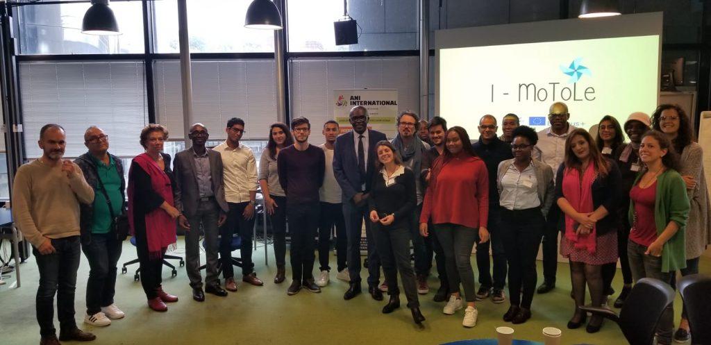 Projet «I-MoToLe»: Formidable journée de diffusion locale