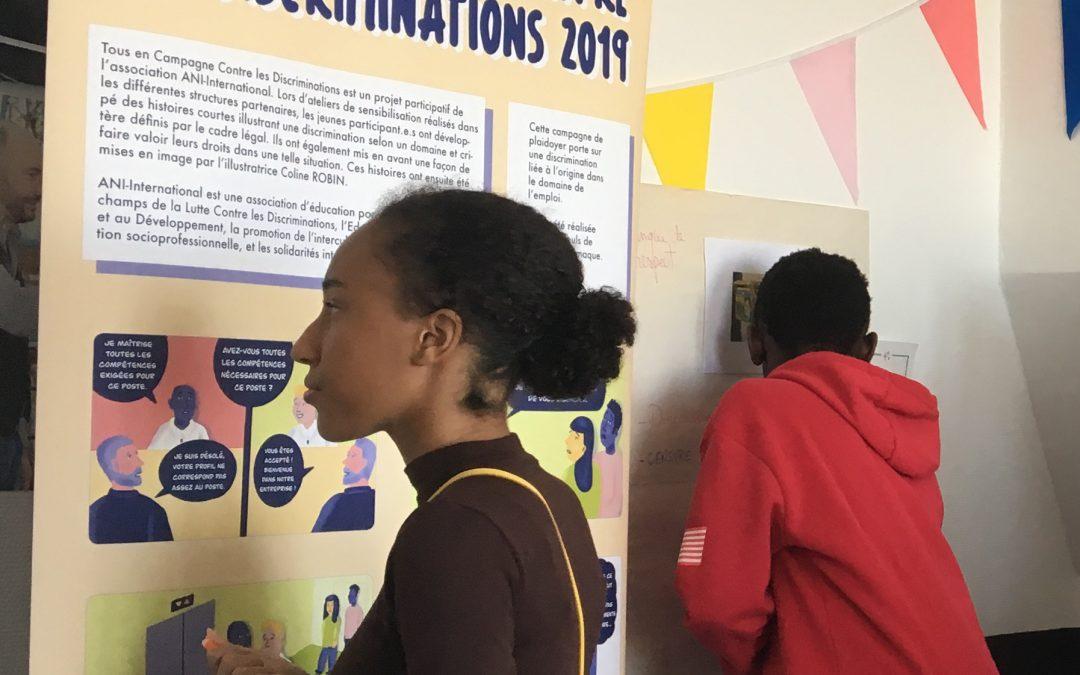 Nos outils pédagogiques contre les discriminations