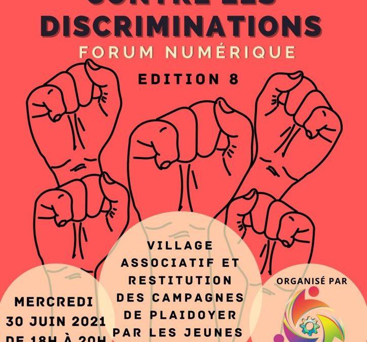 Forum Tous en Campagne Contre les Discriminations 2021