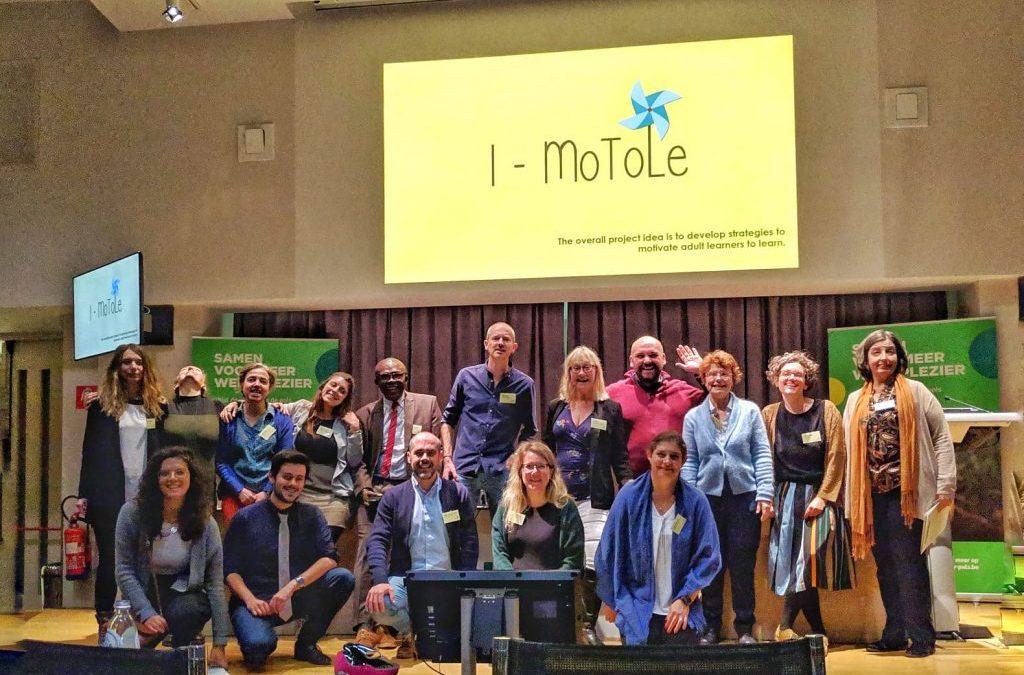 I-MoToLe à Anvers